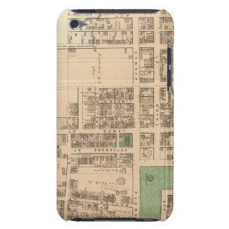 Allegheny ward 3 iPod touch Case-Mate case