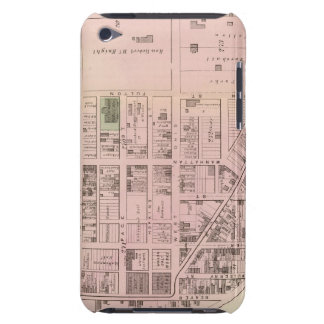 Allegheny ward 5 iPod touch cases