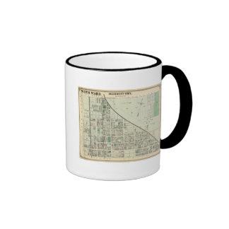 Allegheny ward 6 ringer mug