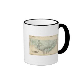 Allegheny ward 7 ringer mug