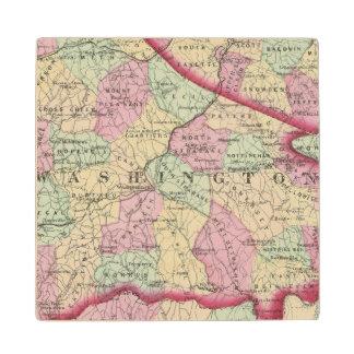 Allegheny, Washington, condados de Greene