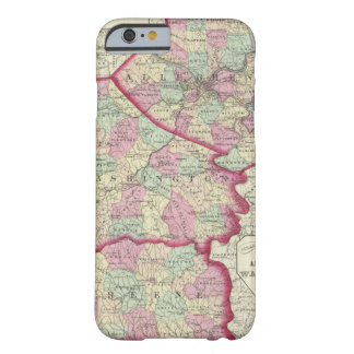 Allegheny, Washington, Greene counties Barely There iPhone 6 Case