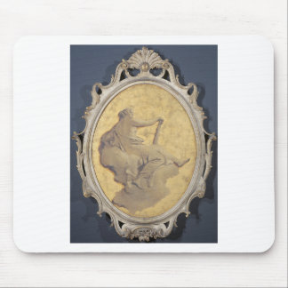 Allegorical female figure with a club by Giovanni Mouse Pad