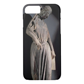 Allegorical figure of The Synagogue, from the sout iPhone 8/7 Case