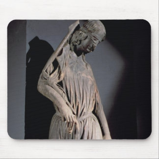 Allegorical figure of The Synagogue, from the sout Mouse Pad