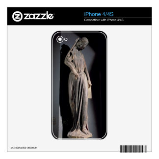 Allegorical figure of The Synagogue, from the sout Skins For The iPhone 4