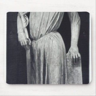 Allegorical figure of The Synagogue Mouse Pad