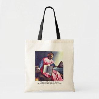 Allegorical Portrait Of Dante Bag