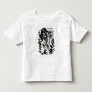 Allegorical portrait of Jean de La Fontaine Toddler T-shirt