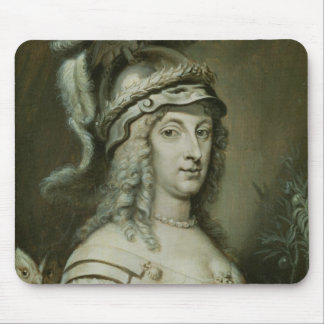 Allegorical Portrait of Queen Christina of Mouse Pad