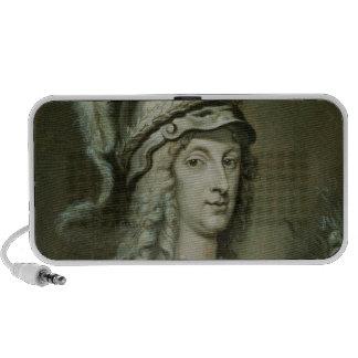 Allegorical Portrait of Queen Christina of Mini Speakers