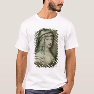 Allegorical Portrait of Queen Christina of T-Shirt
