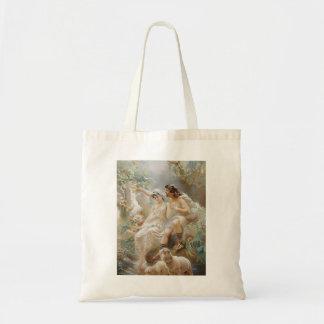 Allegorical Scene by Konstantin Makovsky Tote Bag