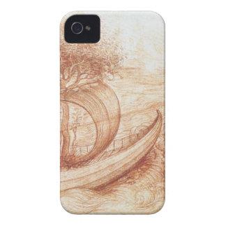 Allegory by Leonardo da Vinci iPhone 4 Case-Mate Case