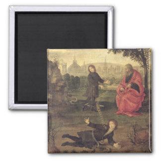 Allegory, c.1485-90 (oil on panel) fridge magnets