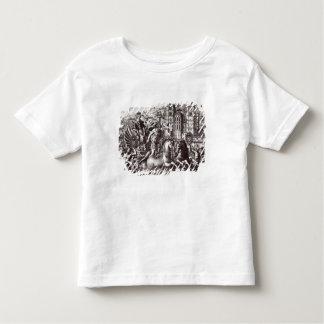 Allegory celebrating toddler t-shirt