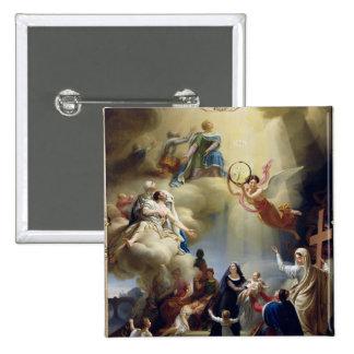 Allegory in Honour of the Birth of Henri de Button