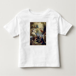 Allegory in Honour of the Birth of Henri de Toddler T-shirt