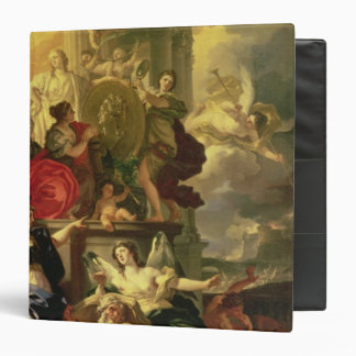 Allegory of a Reign, 1690 Binder