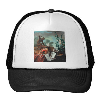Allegory of Air by Jean-Baptiste Oudry Trucker Hat