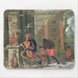 Allegory of America, 1691 Mouse Pad