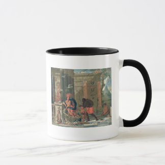 Allegory of America, 1691 Mug