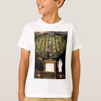Allegory of Camaldolese Order by El Greco T-Shirt