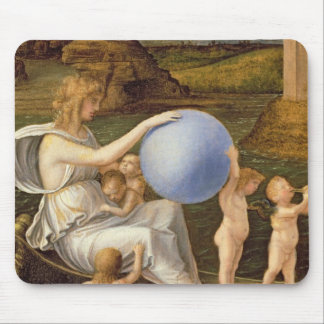 Allegory of Changing Fortune, or Melancholy (oil o Mouse Pad