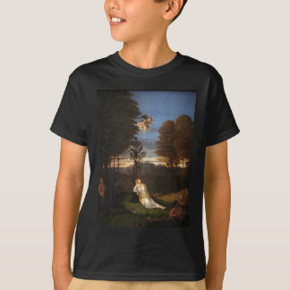 Allegory of Chastity by Lorenzo Lotto T-Shirt