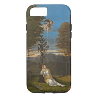 Allegory of Chastity, c. 1505 (oil on panel) iPhone 7 Case