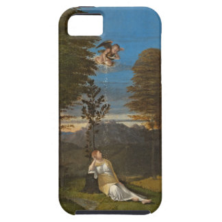 Allegory of Chastity, c. 1505 (oil on panel) iPhone SE/5/5s Case