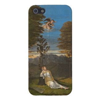 Allegory of Chastity, c. 1505 (oil on panel) iPhone SE/5/5s Cover