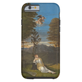 Allegory of Chastity, c. 1505 (oil on panel) Tough iPhone 6 Case