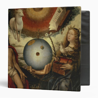 Allegory of Christianity Binder