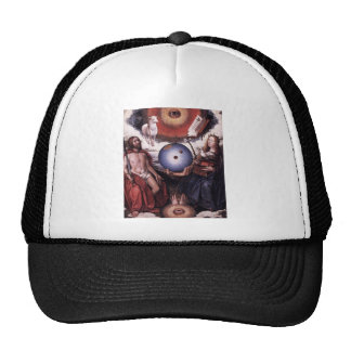 Allegory of Christianity by Jan Provoost Trucker Hat