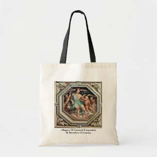 Allegory Of Concord (Concordia) Tote Bags