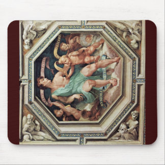 Allegory Of Concord (Concordia) Mouse Pad