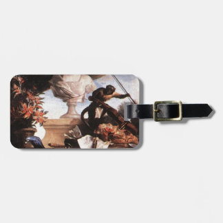 Allegory of Europe by Jean-Baptiste Oudry Luggage Tag