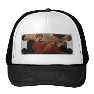 Allegory of Faith by Tintoretto Trucker Hat