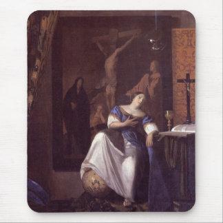 Allegory of Faith Mousepads