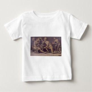 Allegory of Fecundity and Abundance Luca Signorell Infant T-shirt
