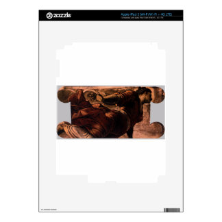 Allegory of Generosity by Tintoretto Skins For iPad 3