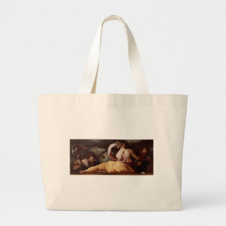 Allegory of Geography by Giorgio Vasari Jumbo Tote Bag