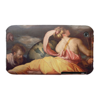 Allegory of Geography iPhone 3 Case-Mate Case