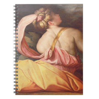 Allegory of Geography Notebook