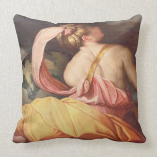 Allegory of Geography Pillow