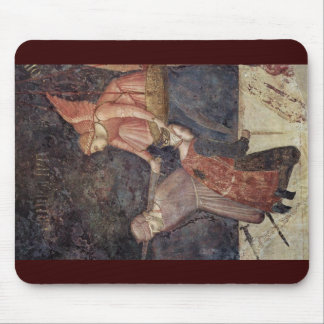 Allegory Of Good Government Details Mouse Pad