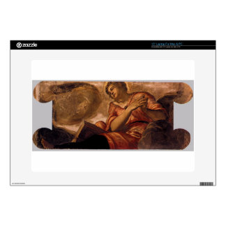 Allegory of Goodness by Tintoretto Decals For Laptops