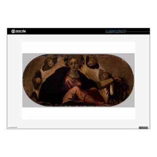 """Allegory of Happiness by Tintoretto Decals For 15"""" Laptops"""
