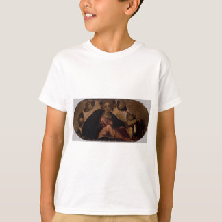 Allegory of Happiness by Tintoretto T-Shirt